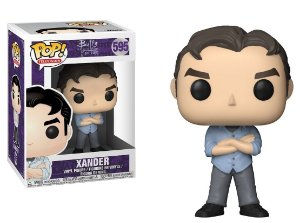 Funko Pop Buffy A Caça Vampiros Xander #595