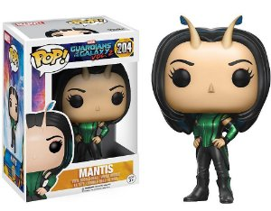 Funko Pop Marvel Guardiões Da Galáxia Vol 2 Mantis #204