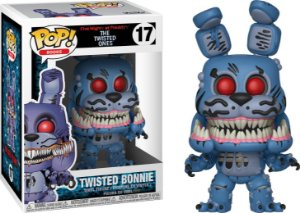 Funko Pop Five Nights At Freddys FNAF Twisted Bonnie #17