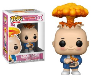 Funko Pop Garbage Pail Kids Adam Bomb #01