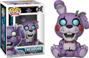 Funko Pop Five Night At Freddys FNAF Theodore #20