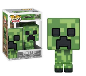 Funko Pop Minecraft Creeper #320