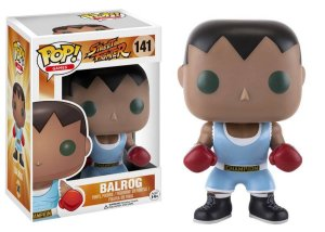 Funko Pop Street Fighter Balrog #141