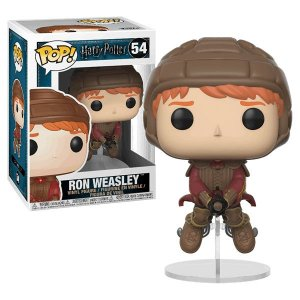 Funko Pop Harry Potter Ron on Broom #54