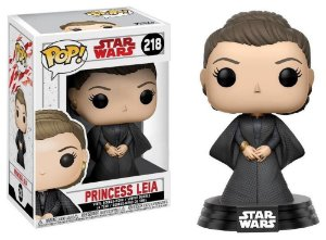Funko Pop Star Wars Princesa Leia Exclusiva #218