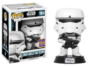 Funko Pop Star Wars Combat Assault Tank Trooper SDCC #184