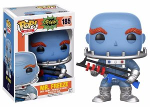 Funko Pop DC Batman TV Series Mr Freeze #185