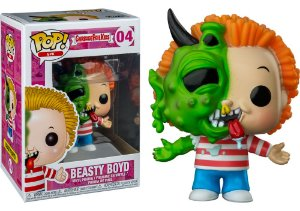 Funko Pop Garbage Pail Kids Beastly Boyd #04