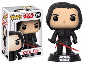 Funko Pop Star Wars Kylo Ren #194
