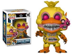 Funko Pop Five Nights At Freddys FNAF Twisted Chica #19