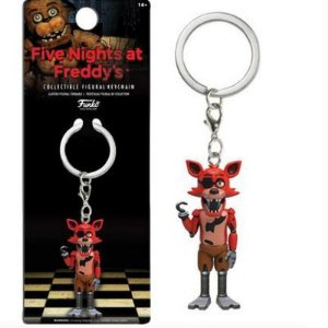 Chaveiro Five Nights At Freddys FNAF Foxy Pirate