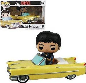 Funko Pop Rides Scarface Tonys Convertible #03