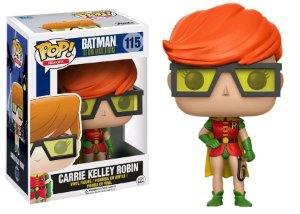 Funko Pop DC Batman The Dark Knight Returns Carrie Kelly Robin Exclusivo #115