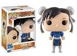 Funko Pop Street Fighter Chun Li #136