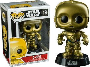 Funko Pop Star Wars C3PO #13
