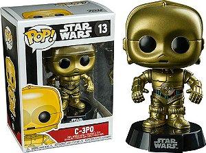 Funko Pop Star Wars C3PO #13