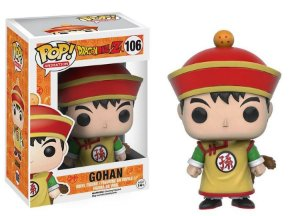 Funko Pop Dragon Ball Z Gohan #106