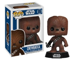 Funko Pop Star Wars Chewbacca #06