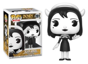Funko Pop Bendy And The Ink Machine Alice Angel #281