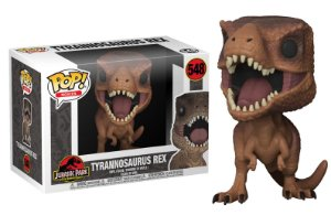 Funko Pop Jurassic Park Tyrannosaurus Rex #548