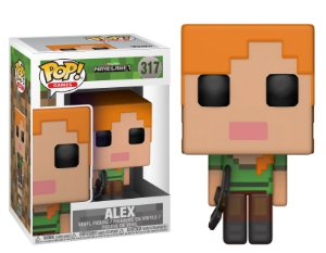 Funko Pop Minecraft Alex #317