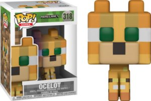 Funko Pop Minecraft Ocelot #318