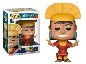 Funko Pop Disney Nova Onda do Imperador Kuzco #357