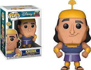 Funko Pop Disney A Nova Onda do Imperador Kronk #360
