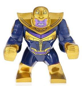 Bloco de Montar Marvel Vingadores Guerra Infinita Thanos