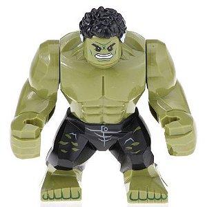 Bloco de Montar Marvel Vingadores Guerra Infinita Hulk