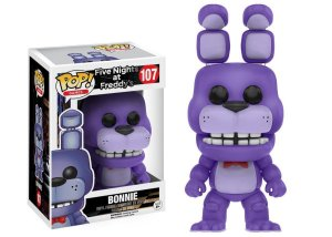 Funko Pop Five Nights At Freddys FNAF Bonnie #107