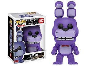 Funko Pop Five Nights At Freddys FNAF Bonnie #107