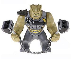 Bloco de Montar Marvel Guerra Infinita Cull Obsidian