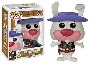 Funko Pop Hanna Barbera Coelho Ricochet #63