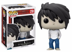 Funko Pop Death Note L #218