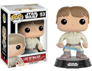 Funko Pop Star Wars Luke Skywalker Bespin #93