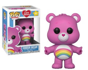 Funko Pop Ursinhos Carinhosos Care Bears Cheer Bear #351