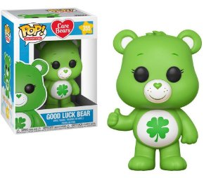 Funko Pop Ursinhos Carinhosos Care Bears Good Luck Bear #355