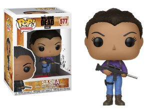Funko Pop The Walking Dead Sasha #557