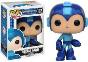 Funko Pop Mega Man #102