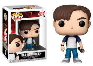 Funko Pop Terror IT A Coisa Bill Denbrough #537