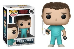 Funko Pop Stranger Things Bob in Scrubs #639