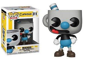 Funko Pop Cuphead Mugman #311