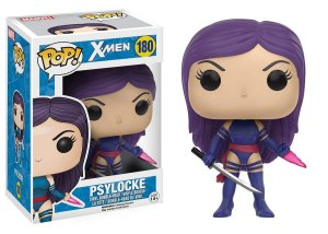 Funko Pop Marvel X-Men Psylocke #180