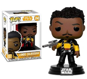 Funko Pop Star Wars  Lando Calrissian #240