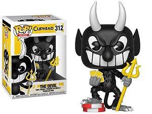 Funko Pop Cuphead The Devil #312