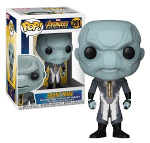 Funko Pop Marvel Avengers Infinity War Ebony Maw #291