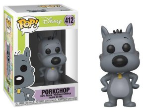 Funko Pop Disney Doug Porkchop #412