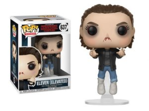 Funko Pop Stranger Things Eleven Elevated #637