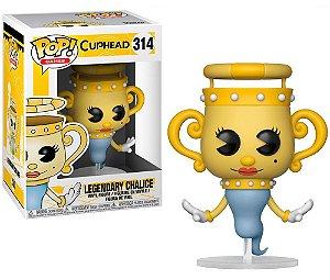 Funko Pop Cuphead Legendary Chalice #314